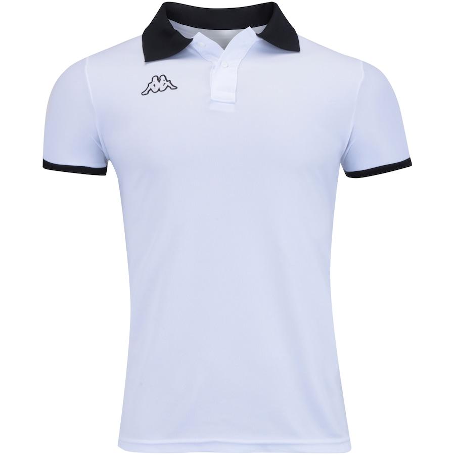 1dae372f8 Camisa Polo Kappa Bicolor Basic - Masculina