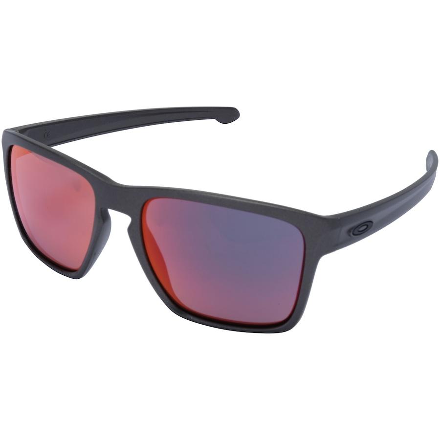 3c22683a75e3b Óculos de Sol Oakley Sliver XL Iridium - Unissex