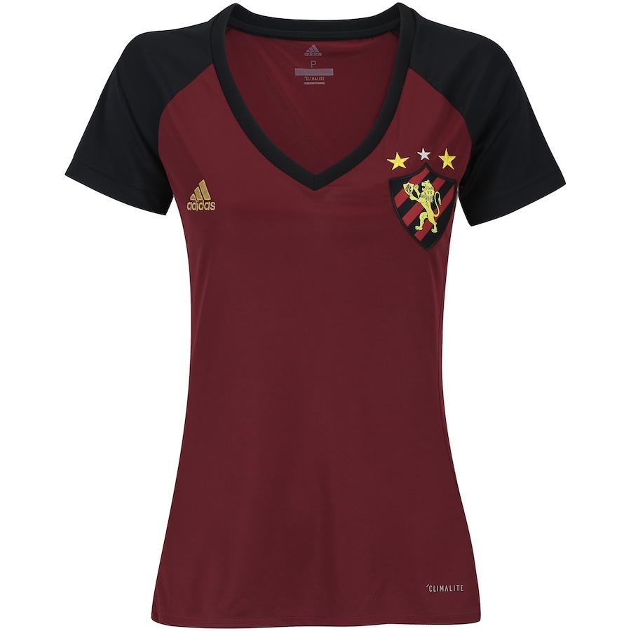 3ec2305a65 Camisa do Sport Recife III 2017 adidas - Feminina