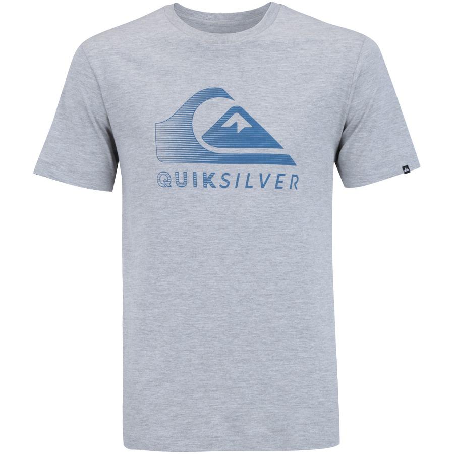 Camiseta Quiksilver Action Logo - Masculina 76f9bcfff25
