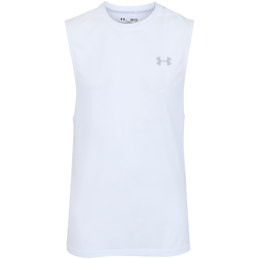 18f91b09591 Camiseta Regata Under Armour Threadborne Muscle - Masculina