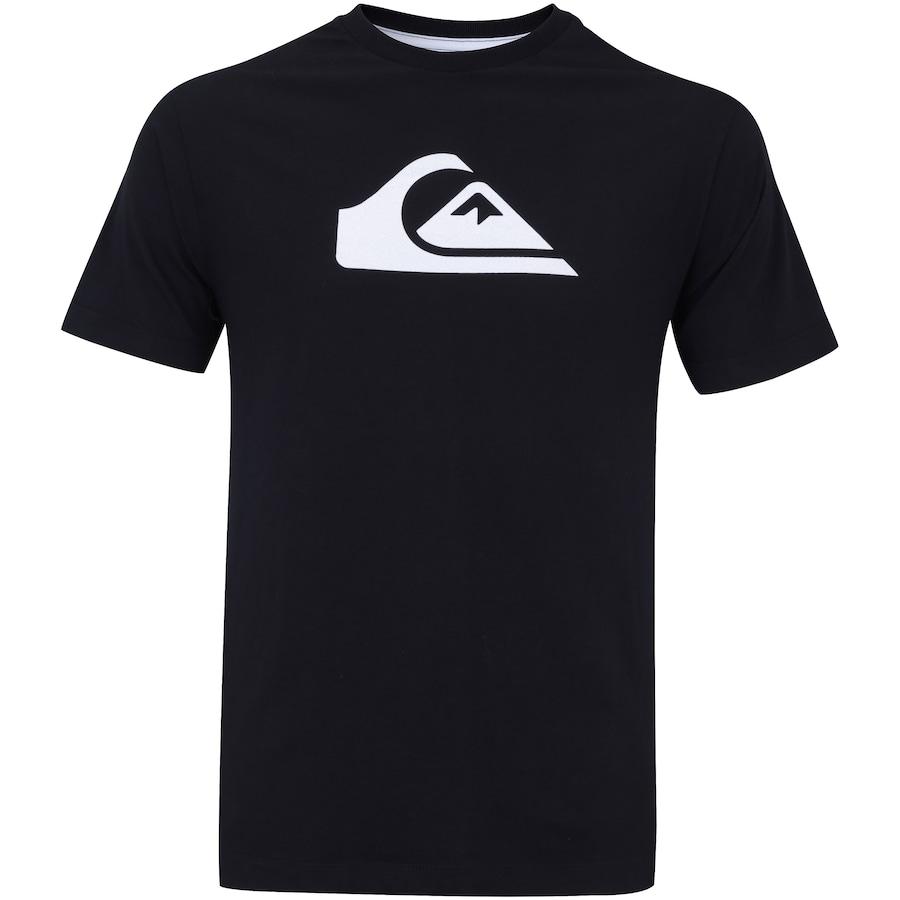 Camiseta Quiksilver Logo Essential - Masculina 466b8782706