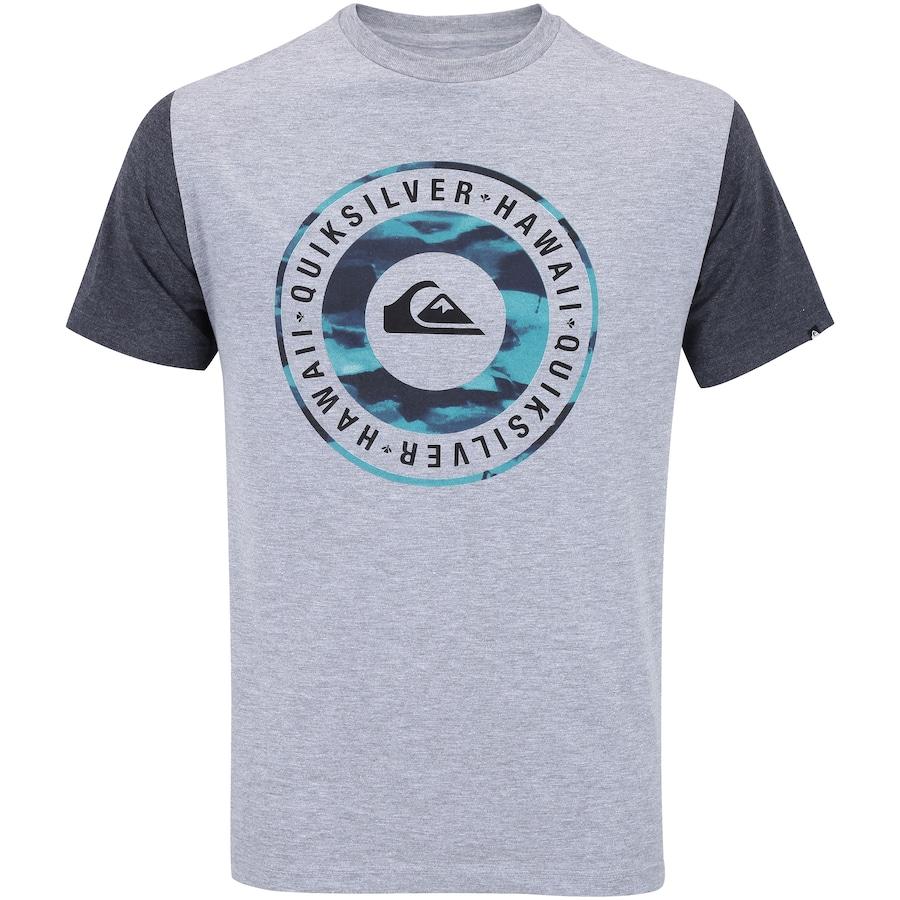 e1424638f54f2 Camiseta Quiksilver Round Trip - Masculina