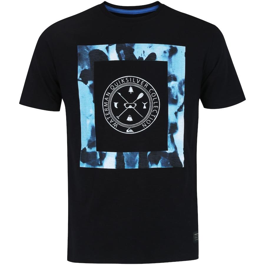 b0d35410ffaa7 Camiseta Quiksilver Kanoa - Masculina