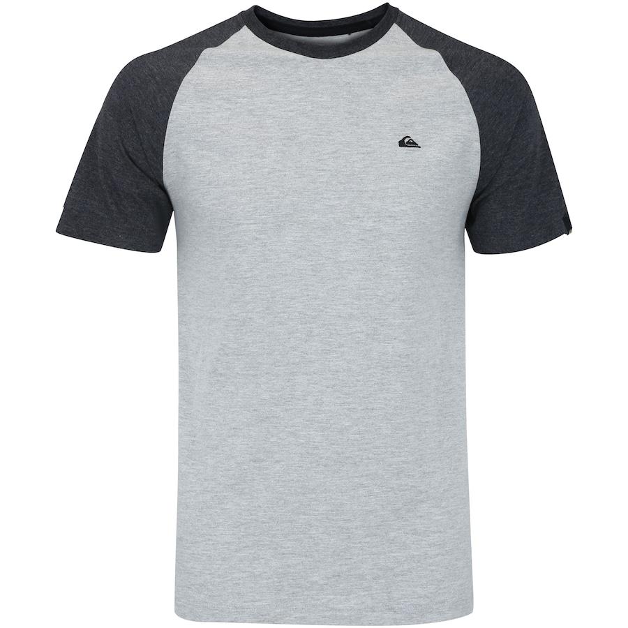 Camiseta Quiksilver Raglan Essential - Masculina 28f753d79fc