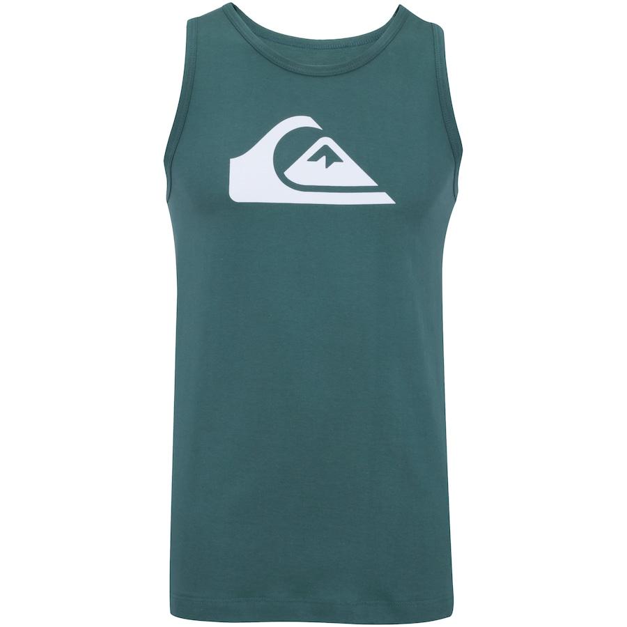 d2aa90e1b5 Camiseta Regata Quiksilver Basic Logo - Masculina