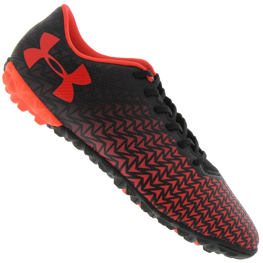 3dd10c15cfb Chuteira Society Under Armour Force 3.0 TF - Adulto