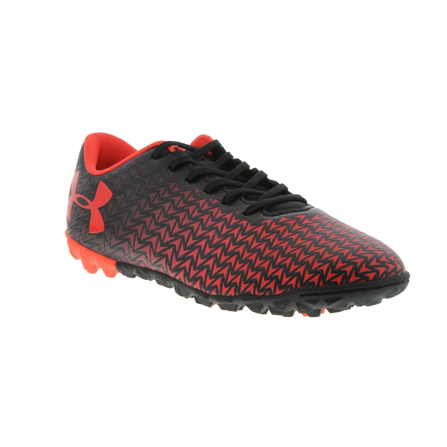 Chuteira Society Under Armour Force 3.0 TF - Adulto f696d9cd85abe