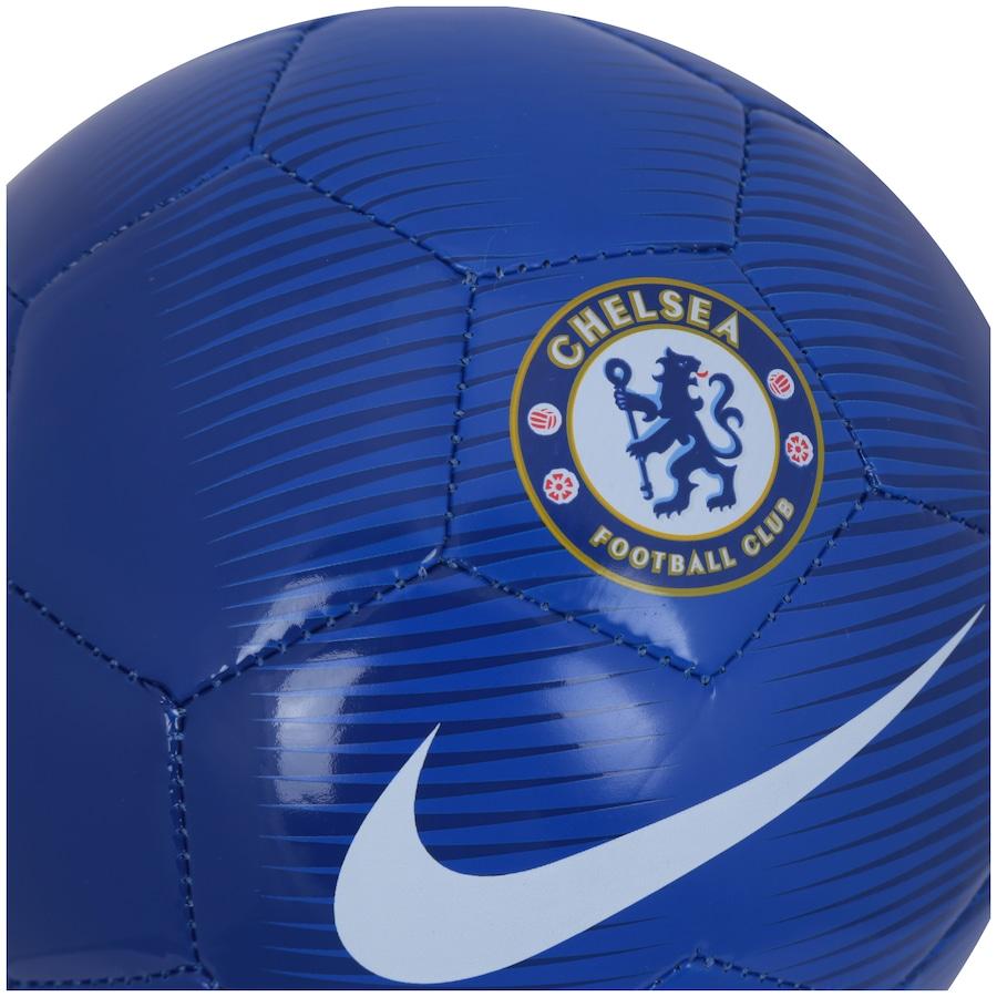 Minibola de Futebol de Campo Chelsea Nike Skills 7f1d8c3e26df6