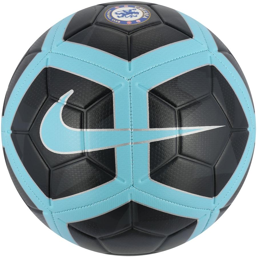 Bola de Futebol de Campo Chelsea Nike Strike 8c7c7c5782f44