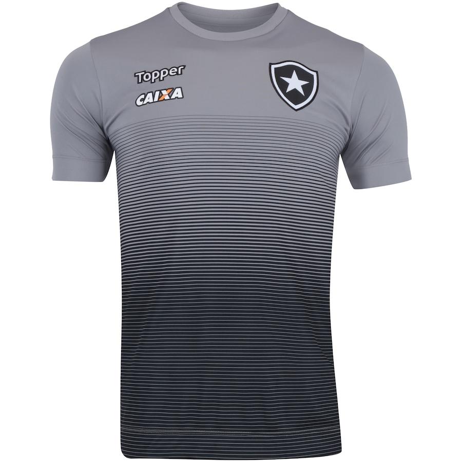 9e49959c14d72 Camisa do Botafogo Concentração Comissão Técnica 2017 Toppe