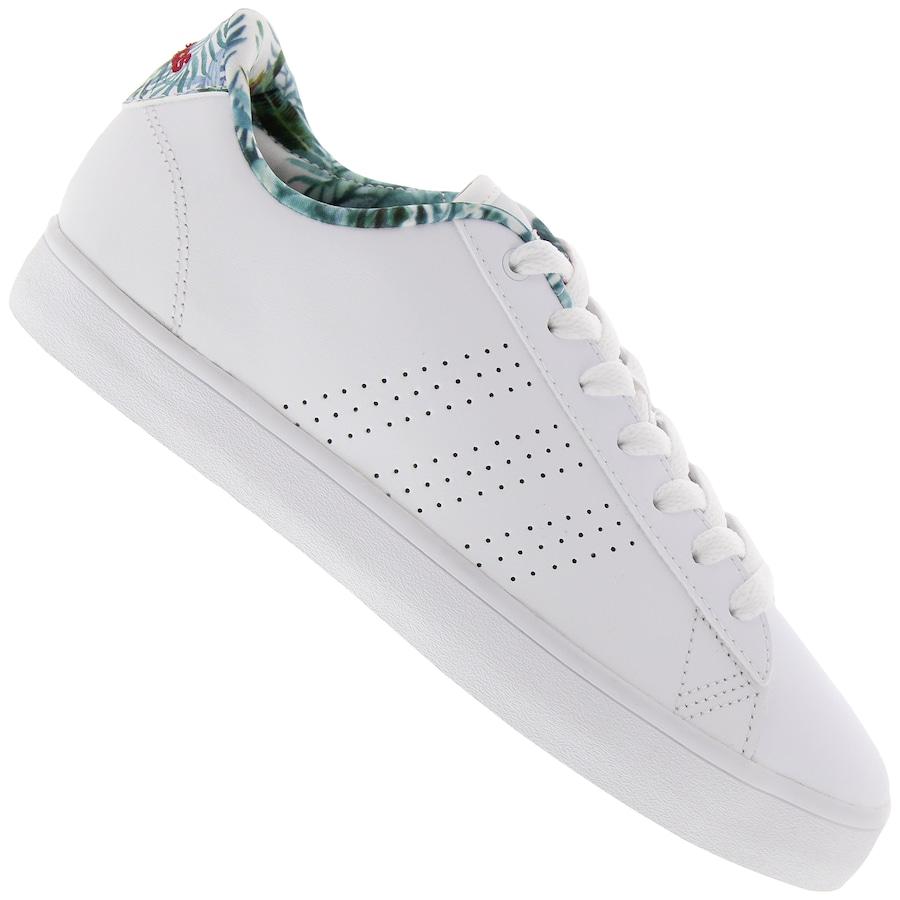 Tênis adidas Neo CF Daily QT Clean - Feminino ac1aaabd0e70c