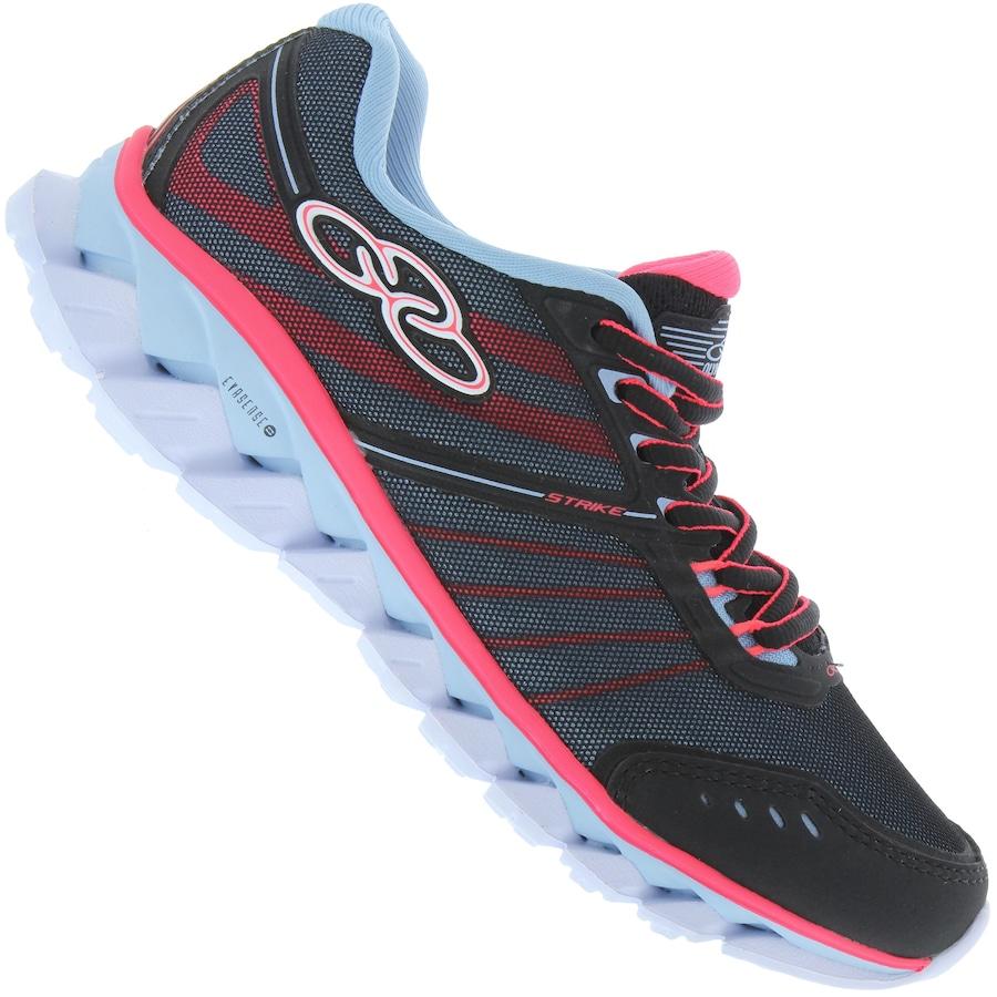 6bc4fcff304 Tênis Olympikus Strike - Feminino