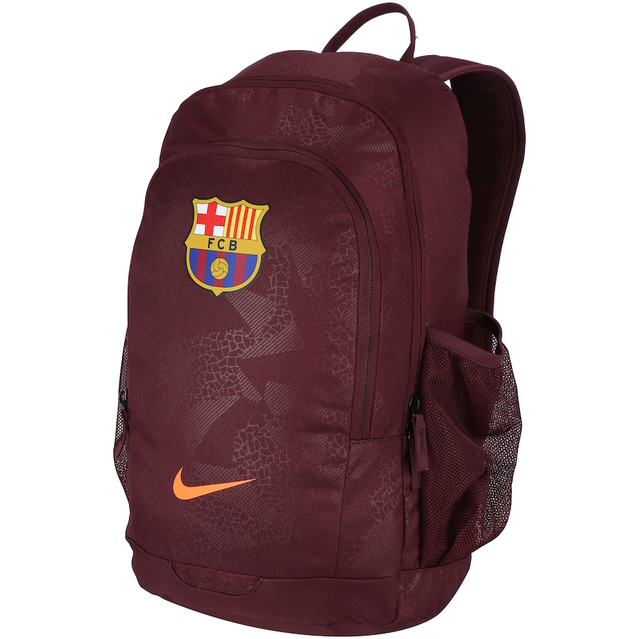 1d73370e10067 Mochila Barcelona Nike Stadium - 24 Litros