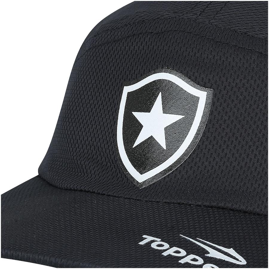 ... Boné Aba Curva do Botafogo V Topper - Strapback - 5 Panel - Adulto ... ec0bb522b4982