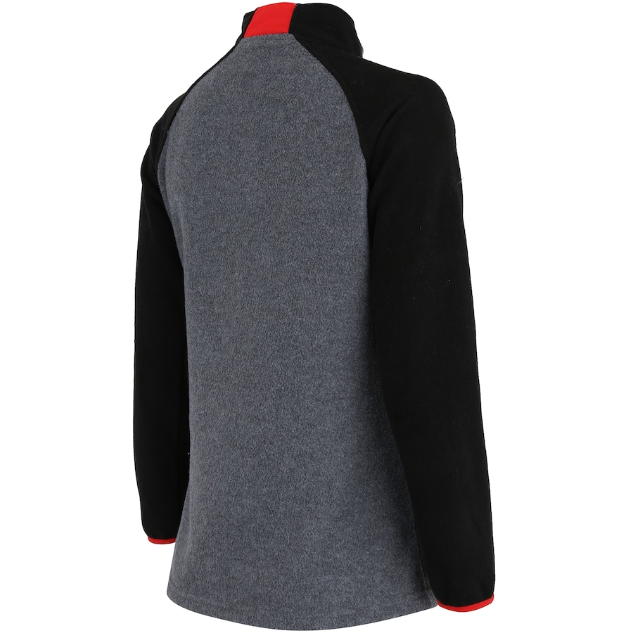fcdb54e9e433b ... Blusa de Frio Fleece Nord Outdoor Bicolor - Feminina. Imagem ampliada  ...