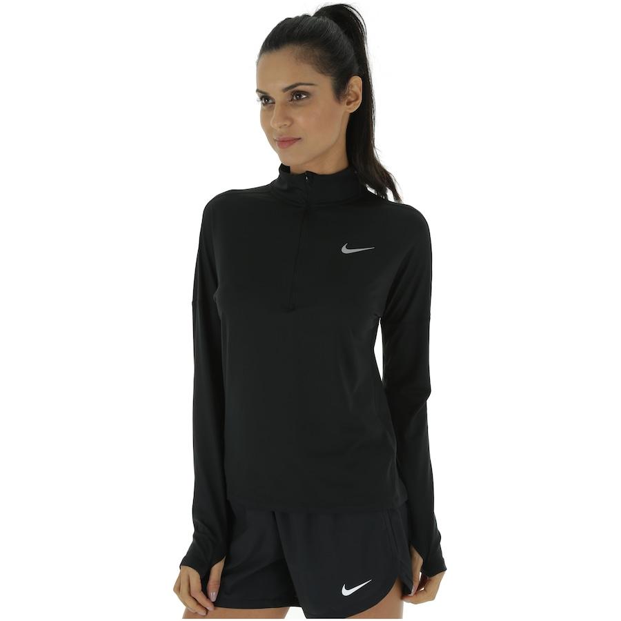 7815897f546 Camiseta Manga Longa Nike Dry Element HZ - Feminina