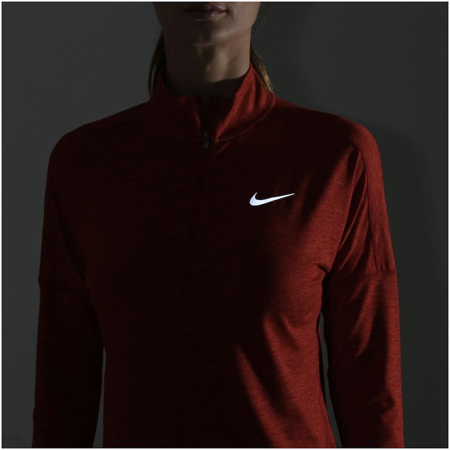0723c140dc Camiseta Manga Longa Nike Dry Element HZ - Feminina