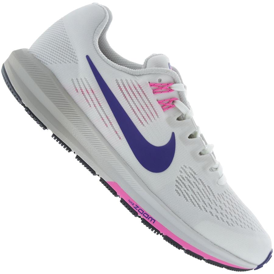 Tênis Nike Air Zoom Structure 21 - Feminino a0c22687d2a7c
