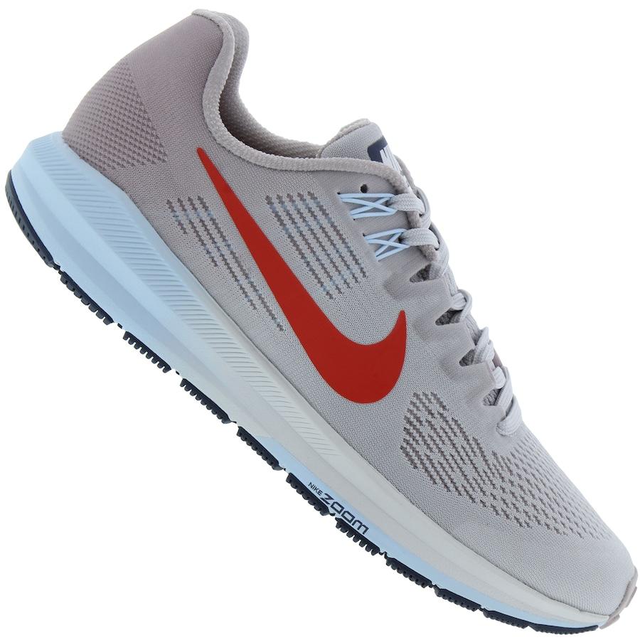 Tênis Nike Air Zoom Structure 21 - Feminino 5ffb2852e748f
