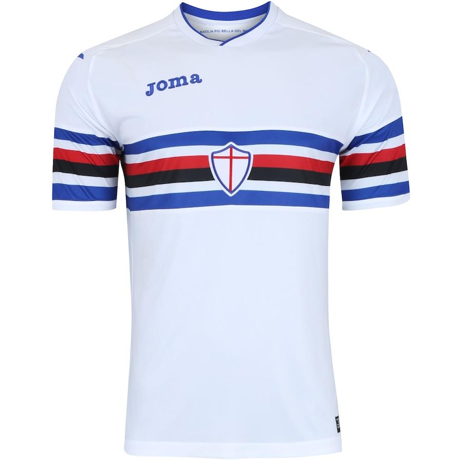 1b30d29946 Camisa Sampdoria II 17 18 Joma - Masculina
