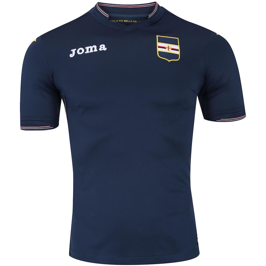 4ad41b341b Camisa Sampdoria III 17 18 Joma - Masculina