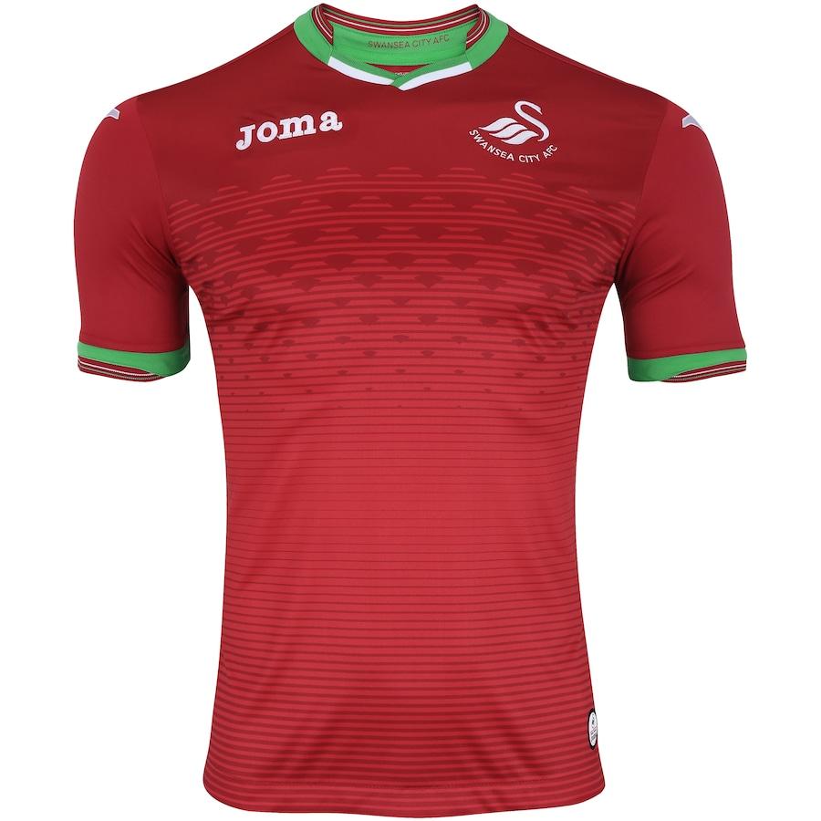 Camisa Swansea City II 17 18 Joma - Masculina cde70943cec9e