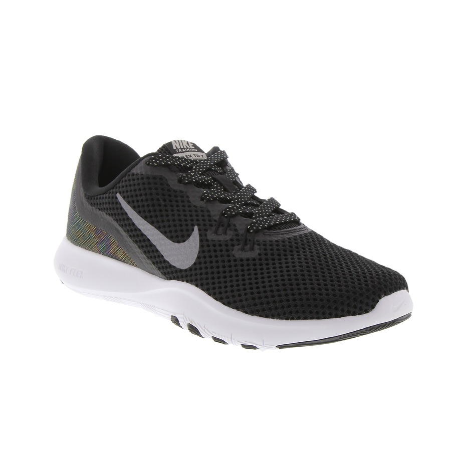 Tênis Nike Flex Trainer 7 MTLC - Feminino