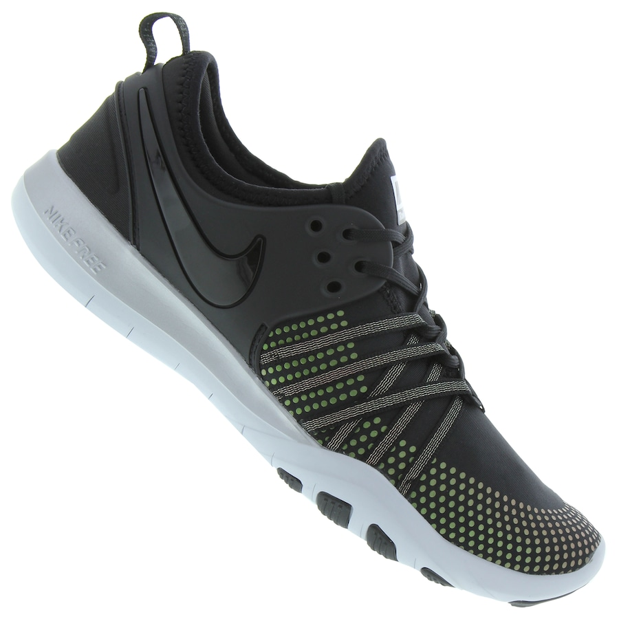 Tênis Nike Free TR 7 MTLC - Feminino 7faad724b7415
