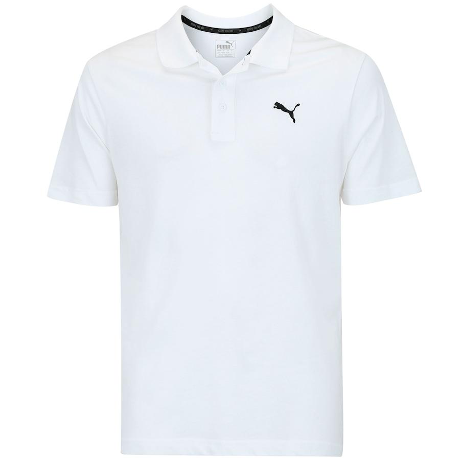 330c67fde9 Camisa Polo Puma Ess Jersey - Masculina