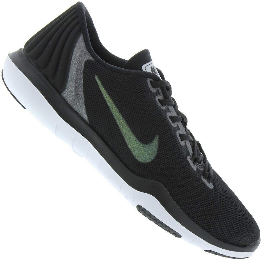 e6192c39e8 Tênis Nike Flex Supreme TR 5 MTLC - Feminino