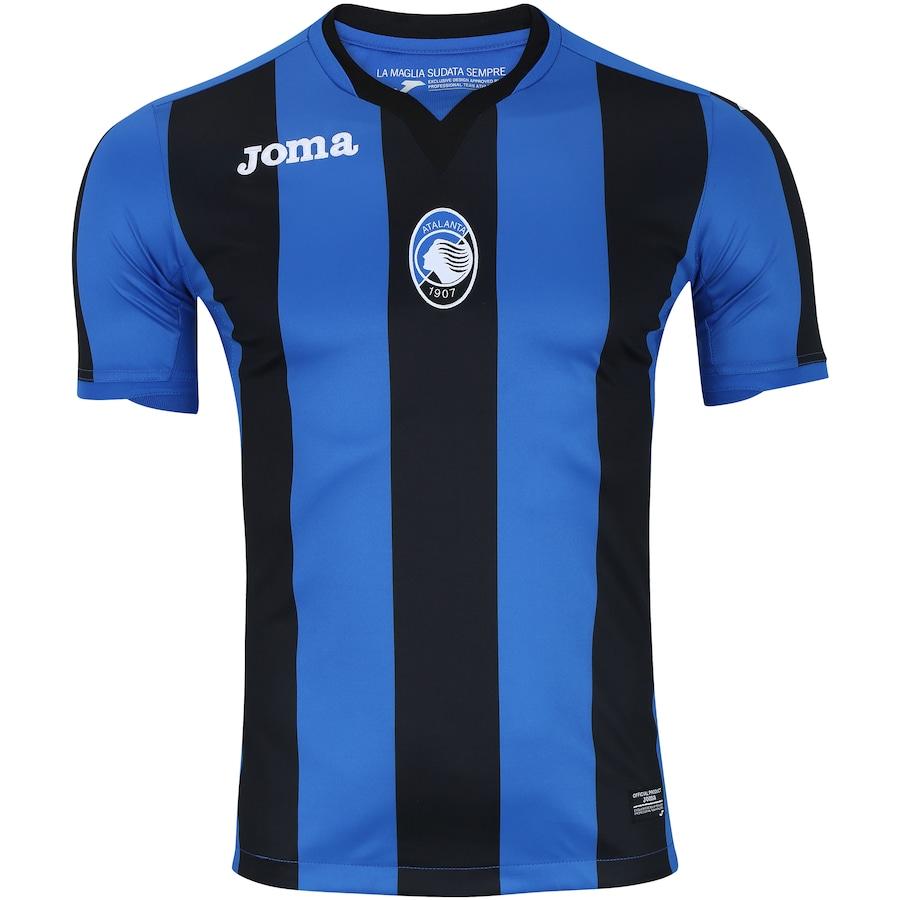 82cffebb52 Camisa Atalanta I 17 18 Joma - Masculina
