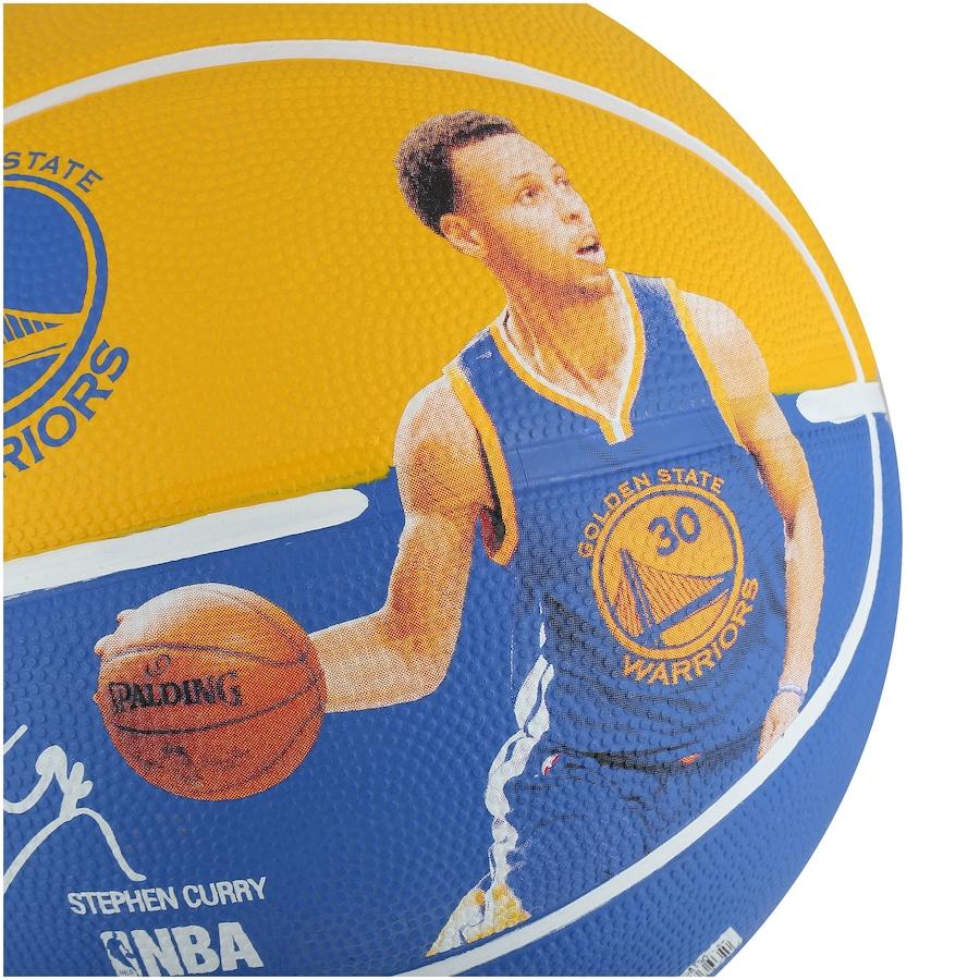 4cf809ce38 Bola de Basquete Spalding NBA Stephen Curry