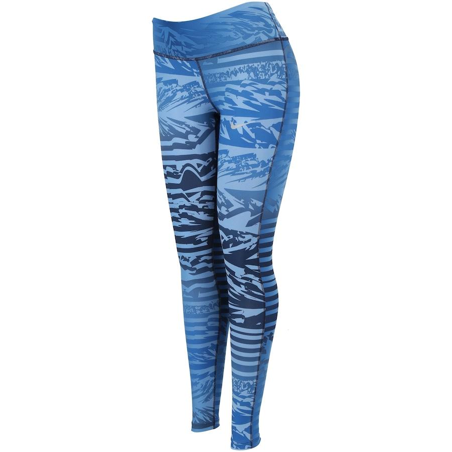 Calça Legging Nike Power Essential Tight Print - Feminina 39b3852e00d73