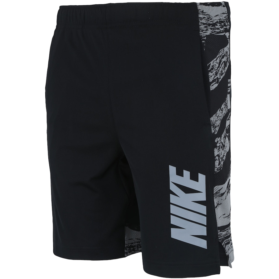 Bermuda Nike Dry GFX Legacy - Infantil 11b16b1b0acc5