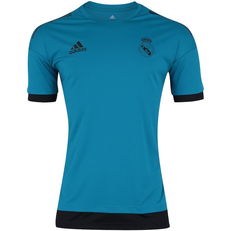 Camisa de Treino Real Madrid 17 18 UCL adidas - Masculina deb295029debf