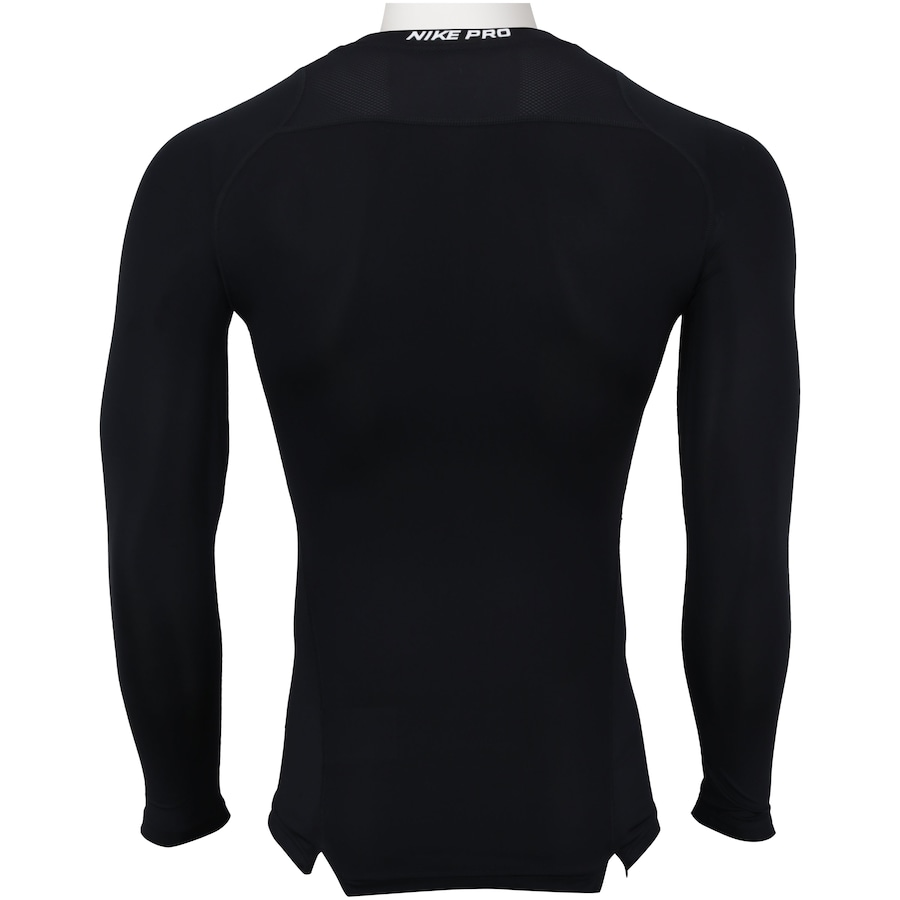 1acc842f92fe3 Camisa de Compressão Manga Longa Nike Pro LS - Masculina