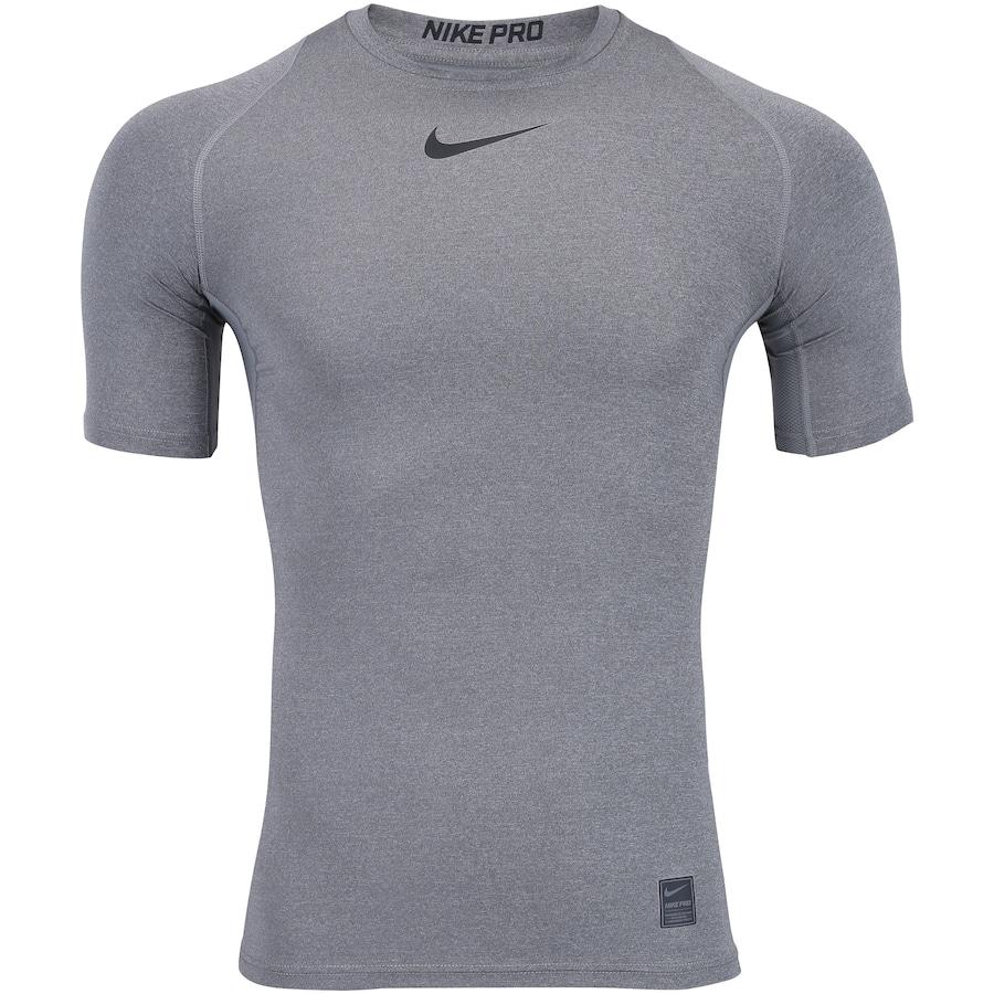 35d4a0ae03b49 Camisa de Compressão Nike Pro Top SS - Masculina em Promoção no Oferta  Esperta