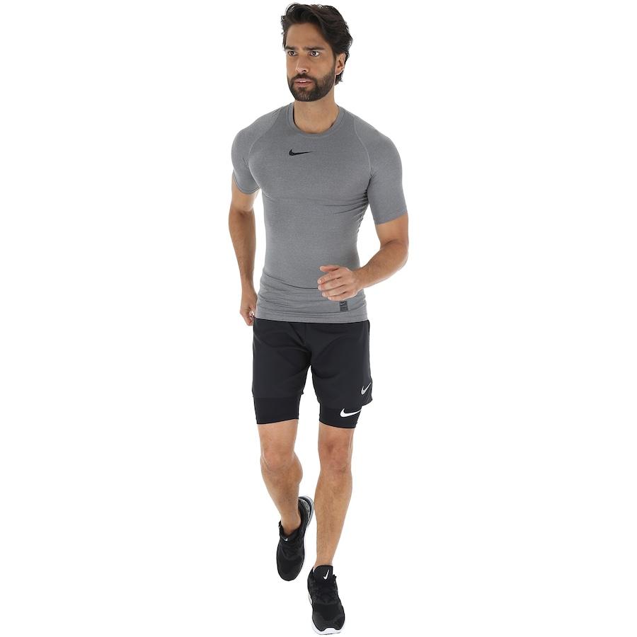 Bermuda Térmica Nike Pro - Masculina 0890c25195fa1