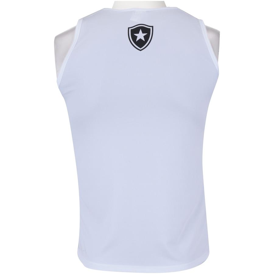 Camiseta Regata do Botafogo Cover - Masculina 415eef6dcd5db