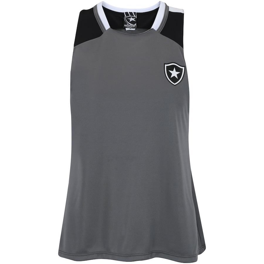 Camiseta Regata do Botafogo Porto - Feminina b0e96d0064270