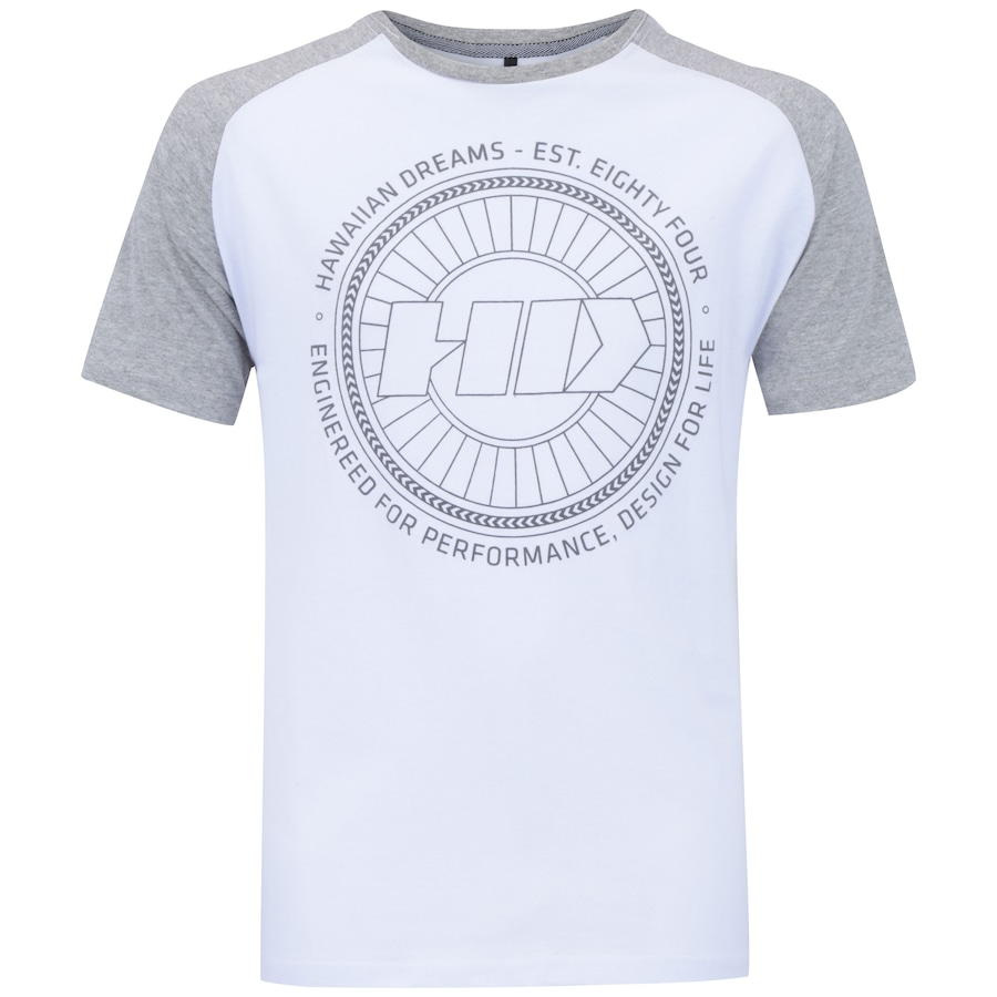 157a3c7224522 Camiseta HD Design Raglan For Lif - Masculina