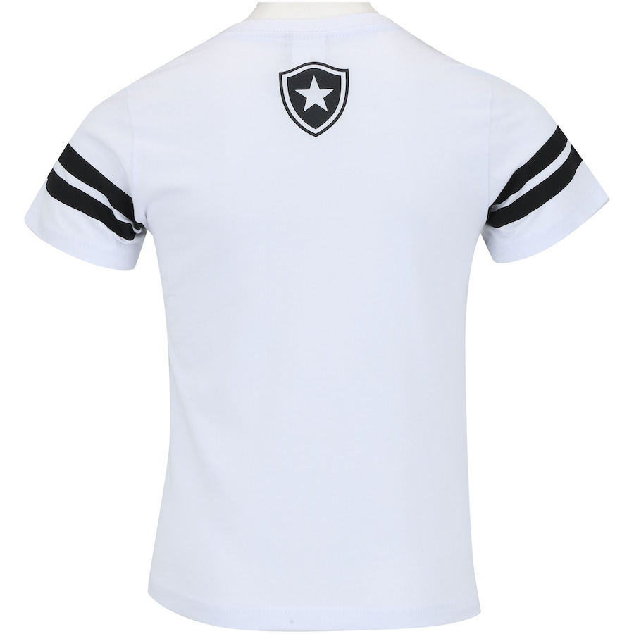 Camiseta do Botafogo Player Feminina - Infantil b6a97653b0eda