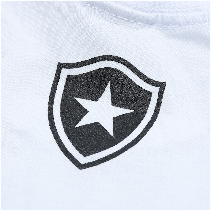 e9f9813f4b517 Camiseta do Botafogo Player Feminina - Infantil