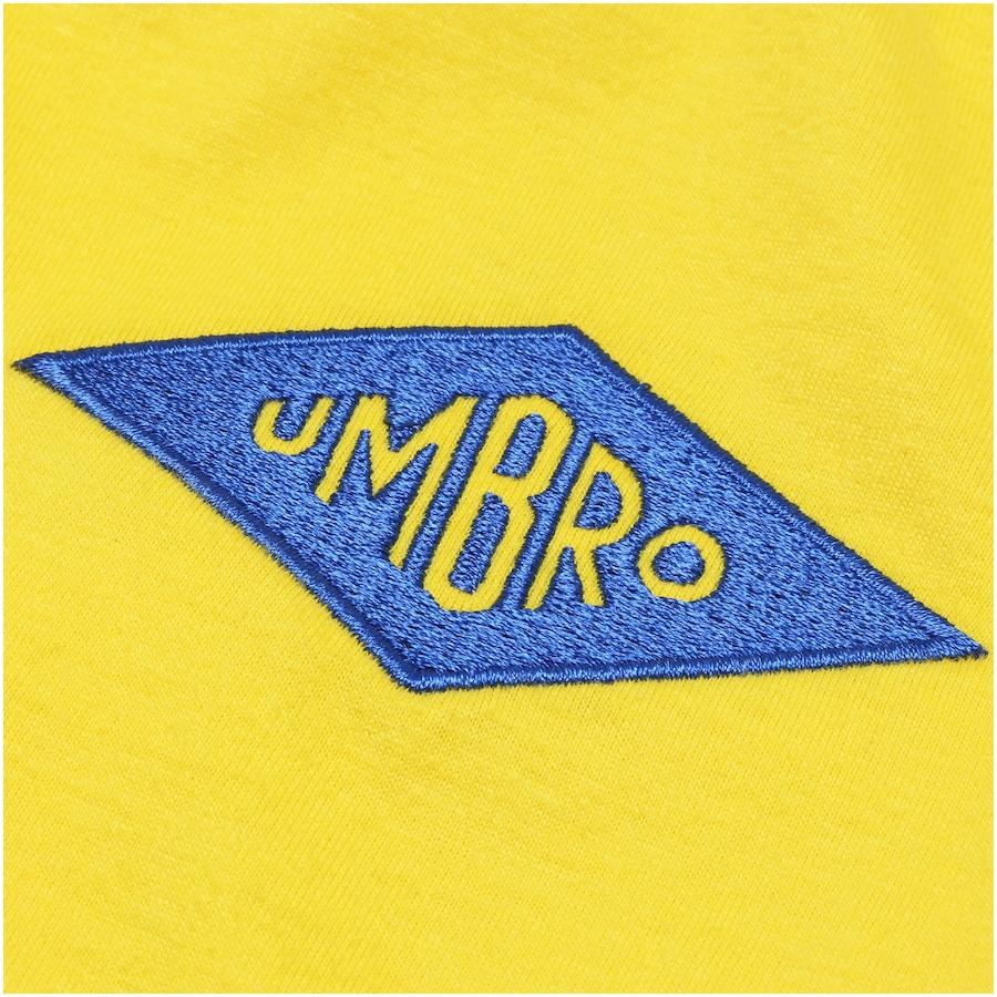 Camisa de Goleiro do Cruzeiro Umbro 1966 Retrô - Masculina 1250aaf35d0d6