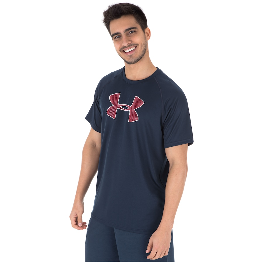 Camiseta Under Armour Big Logo - Masculina c66259711d593