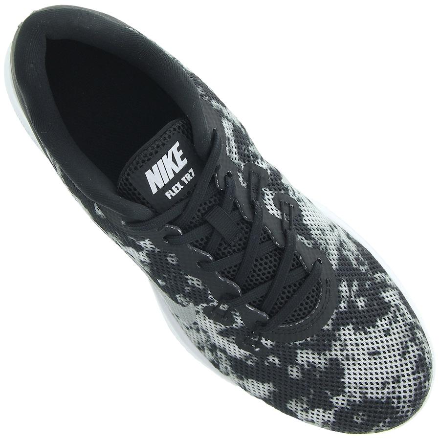 a9119c53be Tênis Nike Flex Trainer 7 Print - Feminino