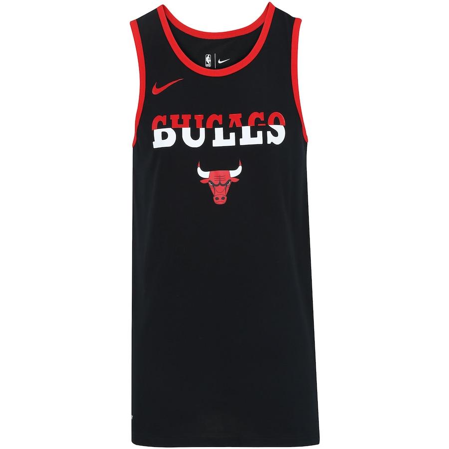 Camiseta Regata Nike Chicago Bulls Logo - Masculina de50e4d289e