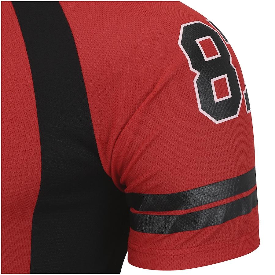 Camiseta do Flamengo Bion Raglan - Masculina e4101d8071315
