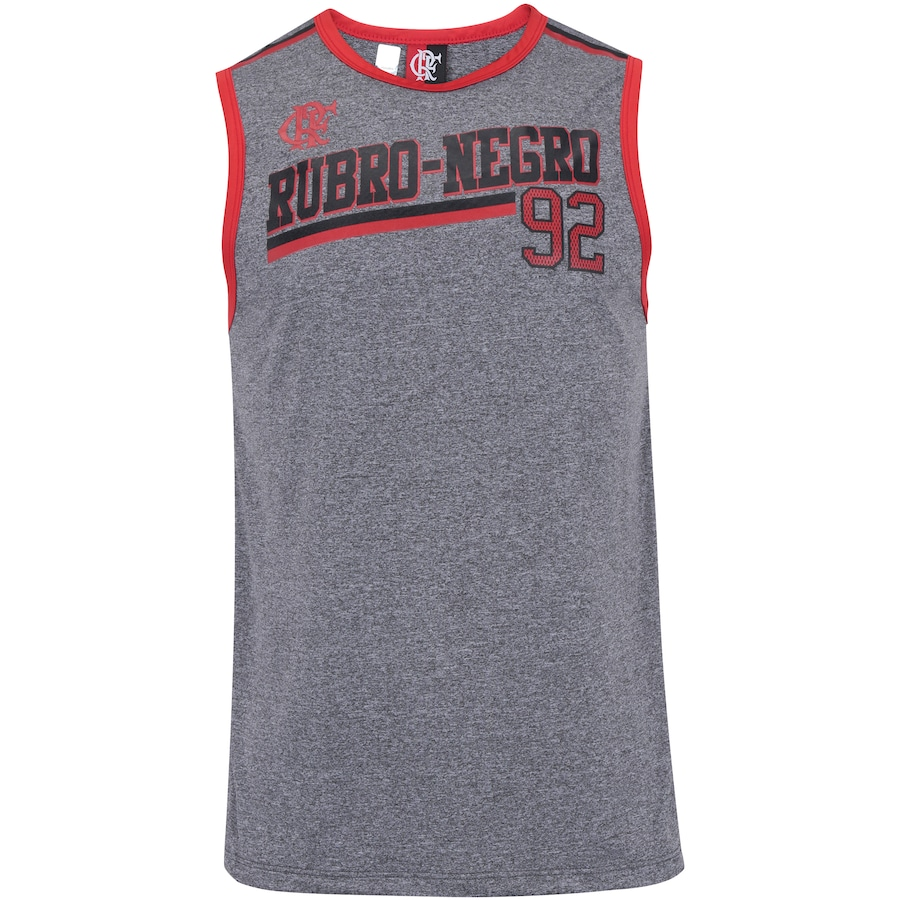 Camiseta Regata do Flamengo Feed - Masculina 989b21d6b74
